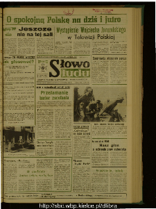 Słowo Ludu : dziennik Polskiej Zjednoczonej Partii Robotniczej, 1989 R.XL, nr 128