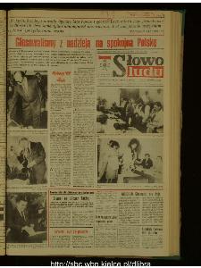 Słowo Ludu : dziennik Polskiej Zjednoczonej Partii Robotniczej, 1989 R.XL, nr 129