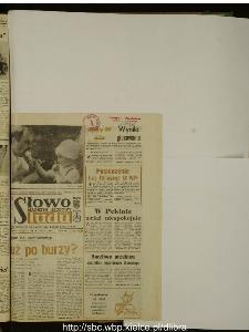 Słowo Ludu : dziennik Polskiej Zjednoczonej Partii Robotniczej, 1989 R.XL, nr 131 (magazyn środowy)
