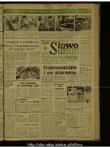 Słowo Ludu : dziennik Polskiej Zjednoczonej Partii Robotniczej, 1989 R.XL, nr 134