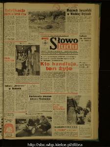Słowo Ludu : dziennik Polskiej Zjednoczonej Partii Robotniczej, 1989 R.XL, nr 135