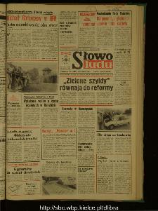 Słowo Ludu : dziennik Polskiej Zjednoczonej Partii Robotniczej, 1989 R.XL, nr 136