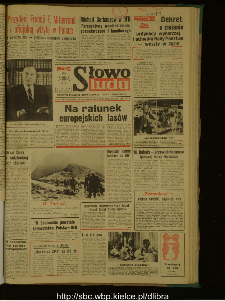 Słowo Ludu : dziennik Polskiej Zjednoczonej Partii Robotniczej, 1989 R.XL, nr 138