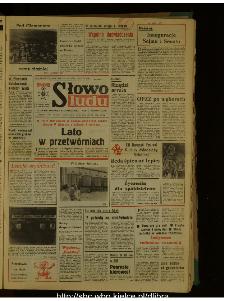 Słowo Ludu : dziennik Polskiej Zjednoczonej Partii Robotniczej, 1989 R.XL, nr 154