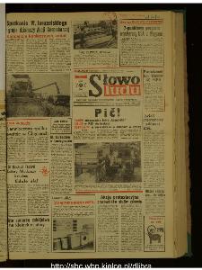 Słowo Ludu : dziennik Polskiej Zjednoczonej Partii Robotniczej, 1989 R.XL, nr 162