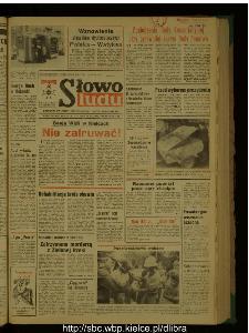Słowo Ludu : dziennik Polskiej Zjednoczonej Partii Robotniczej, 1989 R.XL, nr 166