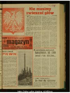 Słowo Ludu : dziennik Polskiej Zjednoczonej Partii Robotniczej, 1989 R.XL, nr 169 (magazyn)