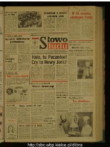Słowo Ludu : dziennik Polskiej Zjednoczonej Partii Robotniczej, 1989 R.XL, nr 171