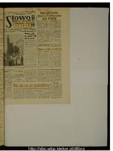 Słowo Ludu : dziennik Polskiej Zjednoczonej Partii Robotniczej, 1989 R.XL, nr 172 (magazyn środowy)
