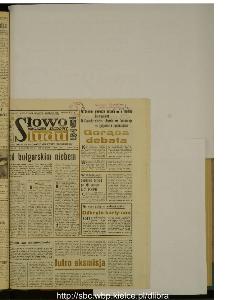 Słowo Ludu : dziennik Polskiej Zjednoczonej Partii Robotniczej, 1989 R.XL, nr 178 (magazyn środowy)