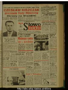 Słowo Ludu : dziennik Polskiej Zjednoczonej Partii Robotniczej, 1989 R.XL, nr 179