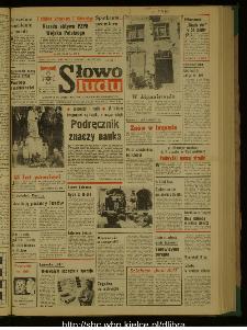Słowo Ludu : dziennik Polskiej Zjednoczonej Partii Robotniczej, 1989 R.XL, nr 182