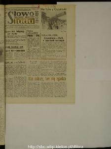 Słowo Ludu : dziennik Polskiej Zjednoczonej Partii Robotniczej, 1989 R.XL, nr 184 (magazyn środowy)