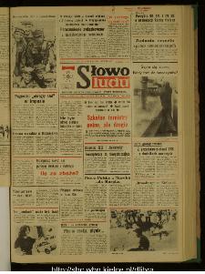 Słowo Ludu : dziennik Polskiej Zjednoczonej Partii Robotniczej, 1989 R.XL, nr 185