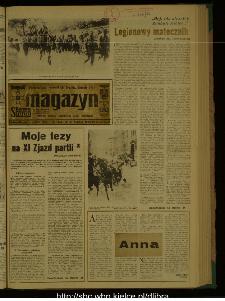 Słowo Ludu : dziennik Polskiej Zjednoczonej Partii Robotniczej, 1989 R.XL, nr 186 (magazyn)