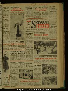 Słowo Ludu : dziennik Polskiej Zjednoczonej Partii Robotniczej, 1989 R.XL, nr 198