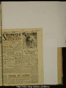 Słowo Ludu : dziennik Polskiej Zjednoczonej Partii Robotniczej, 1989 R.XL, nr 200 (magazyn środowy)