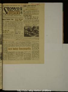 Słowo Ludu : dziennik Polskiej Zjednoczonej Partii Robotniczej, 1989 R.XL, nr 206 (magazyn środowy)