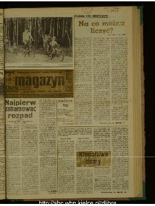 Słowo Ludu : dziennik Polskiej Zjednoczonej Partii Robotniczej, 1989 R.XL, nr 208 (magazyn)