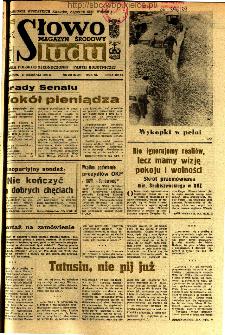 Słowo Ludu : dziennik Polskiej Zjednoczonej Partii Robotniczej, 1989 R.XL, nr 224 (magazyn środowy)