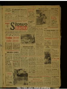 Słowo Ludu : dziennik Polskiej Zjednoczonej Partii Robotniczej, 1989 R.XL, nr 228