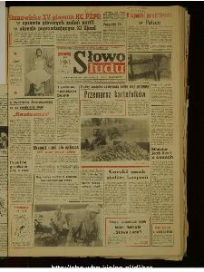 Słowo Ludu : dziennik Polskiej Zjednoczonej Partii Robotniczej, 1989 R.XL, nr 231
