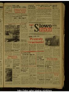 Słowo Ludu : dziennik Polskiej Zjednoczonej Partii Robotniczej, 1989 R.XL, nr 235