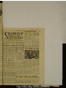 Słowo Ludu : dziennik Polskiej Zjednoczonej Partii Robotniczej, 1989 R.XL, nr 242 (magazyn środowy)