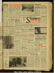 Słowo Ludu : dziennik Polskiej Zjednoczonej Partii Robotniczej, 1989 R.XL, nr 243
