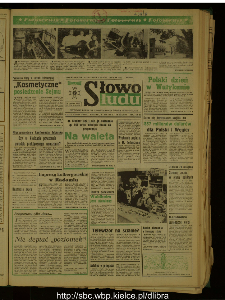 Słowo Ludu : dziennik Polskiej Zjednoczonej Partii Robotniczej, 1989 R.XL, nr 245