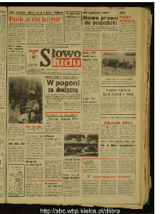 Słowo Ludu : dziennik Polskiej Zjednoczonej Partii Robotniczej, 1989 R.XL, nr 246
