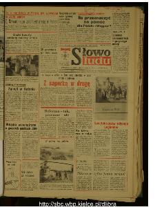 Słowo Ludu : dziennik Polskiej Zjednoczonej Partii Robotniczej, 1989 R.XL, nr 249