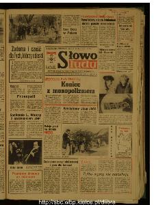 Słowo Ludu : dziennik Polskiej Zjednoczonej Partii Robotniczej, 1989 R.XL, nr 254