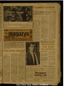 Słowo Ludu : dziennik Polskiej Zjednoczonej Partii Robotniczej, 1989 R.XL, nr 255 (magazyn)