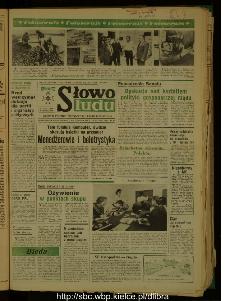 Słowo Ludu : dziennik Polskiej Zjednoczonej Partii Robotniczej, 1989 R.XL, nr 256