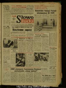 Słowo Ludu : dziennik Polskiej Zjednoczonej Partii Robotniczej, 1989 R.XL, nr 257