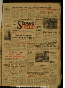 Słowo Ludu : dziennik Polskiej Zjednoczonej Partii Robotniczej, 1989 R.XL, nr 260