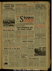 Słowo Ludu : dziennik Polskiej Zjednoczonej Partii Robotniczej, 1989 R.XL, nr 262