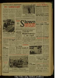 Słowo Ludu : dziennik Polskiej Zjednoczonej Partii Robotniczej, 1989 R.XL, nr 265