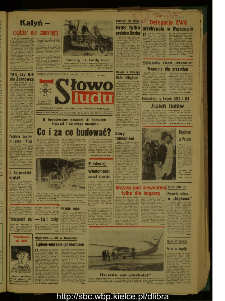 Słowo Ludu : dziennik Polskiej Zjednoczonej Partii Robotniczej, 1989 R.XL, nr 268