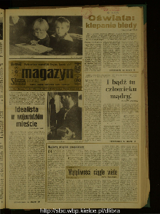 Słowo Ludu : dziennik Polskiej Zjednoczonej Partii Robotniczej, 1989 R.XL, nr 272 (magazyn)