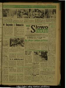 Słowo Ludu : dziennik Polskiej Zjednoczonej Partii Robotniczej, 1989 R.XL, nr 279