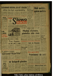 Słowo Ludu : dziennik Polskiej Zjednoczonej Partii Robotniczej, 1989 R.XL, nr 283