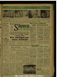 Słowo Ludu : dziennik Polskiej Zjednoczonej Partii Robotniczej, 1989 R.XL, nr 285