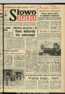 Słowo Ludu : dziennik Polskiej Zjednoczonej Partii Robotniczej, 1990 R.XLI, nr 7