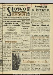 Słowo Ludu : dziennik Polskiej Zjednoczonej Partii Robotniczej, 1990 R.XLI, nr 20 (magazyn środowy)