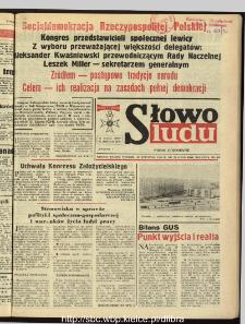 Słowo Ludu : dziennik Polskiej Zjednoczonej Partii Robotniczej, 1990 R.XLI, nr 25