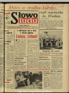 Słowo Ludu : dziennik Polskiej Zjednoczonej Partii Robotniczej, 1990 R.XLI, nr 84