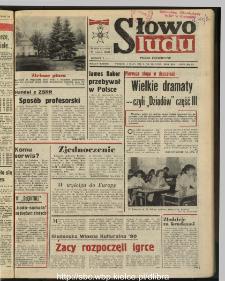 Słowo Ludu : dziennik Polskiej Zjednoczonej Partii Robotniczej, 1990 R.XLI, nr 105