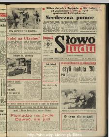 Słowo Ludu : dziennik Polskiej Zjednoczonej Partii Robotniczej, 1990 R.XLI, nr 111
